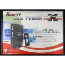 Внешний TV tuner KWorld V-Stream Xpert TV LCD TV BOX VS-TV1531R (Орехово-Зуево)