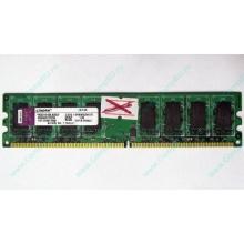 ГЛЮЧНАЯ/НЕРАБОЧАЯ память 2Gb DDR2 Kingston KVR800D2N6/2G pc2-6400 1.8V  (Орехово-Зуево)