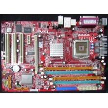 Материнская плата MSI MS-7140 915P Combo2 VER 2.0 s.775 (Орехово-Зуево)