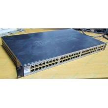 Управляемый коммутатор D-link DES-1210-52 48 port 10/100Mbit + 4 port 1Gbit + 2 port SFP металлический корпус (Орехово-Зуево)