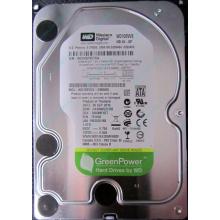 Б/У жёсткий диск 1Tb Western Digital WD10EVVS Green (WD AV-GP 1000 GB) 5400 rpm SATA (Орехово-Зуево)