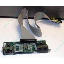 Панель передних разъемов (audio в Орехово-Зуеве, USB) и светодиодов для Dell Optiplex 745/755 Tower (Орехово-Зуево)