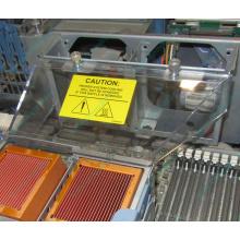 Прозрачная пластиковая крышка HP 337267-001 для подачи воздуха к CPU в ML370 G4 (Орехово-Зуево)
