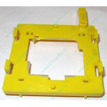 Жёлтый держатель-фиксатор HP 279681-001 для крепления CPU socket 604 к радиатору (Орехово-Зуево)