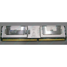 Серверная память 512Mb DDR2 ECC FB Samsung PC2-5300F-555-11-A0 667MHz (Орехово-Зуево)