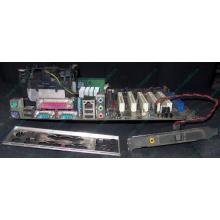 Материнская плата Asus P4PE (FireWire) с процессором Intel Pentium-4 2.4GHz s.478 и памятью 768Mb DDR1 Б/У (Орехово-Зуево)