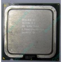 Процессор Intel Celeron D 326 (2.53GHz /256kb /533MHz) SL98U s.775 (Орехово-Зуево)