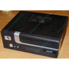 Б/У неттоп Depo Neos 230USF (Intel Celeron J1800 (2x2.41GHz) /2Gb DDR3 /500Gb /BT /WiFi /miniITX /Windows 7 Pro) - Орехово-Зуево